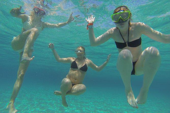 Tour con travesía en barco de alta velocidad y cueva de buceo de superficie en Ibiza, Ibiza, ESPAÑA
