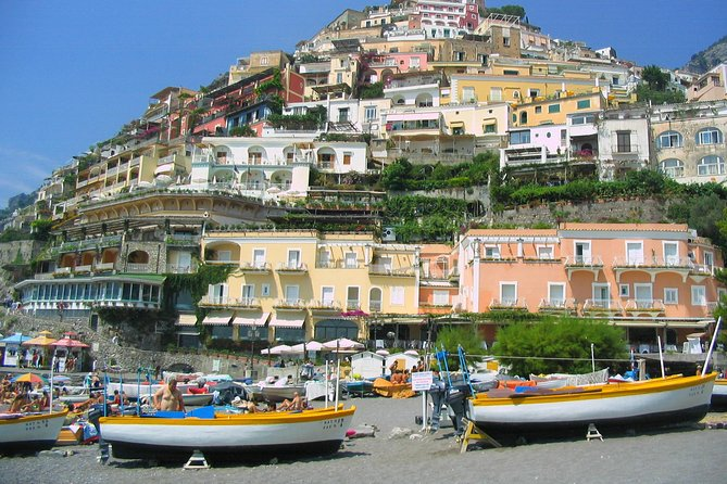 Amalfi Coast Positano and Ravello Fullday from Rome, Rome, ITALY