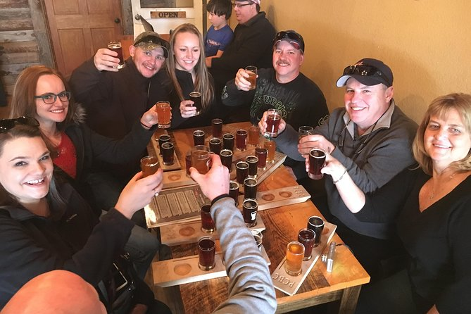 Fort Collins Craft Brewery Tour, Fort Collins, CO, ESTADOS UNIDOS