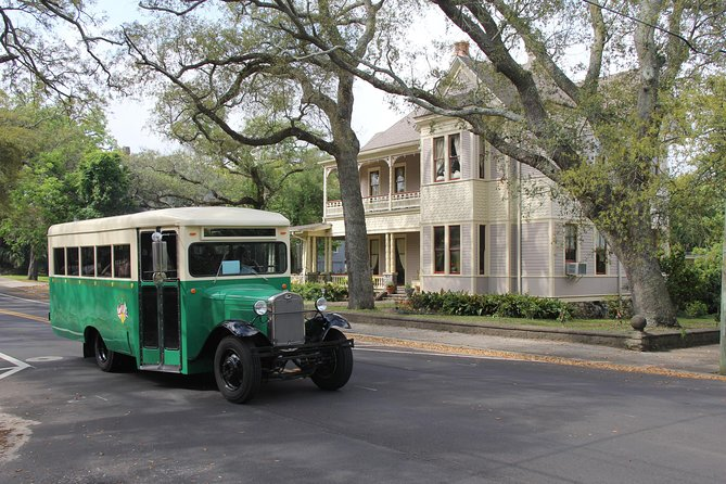 This 2-hour tour of Pensacola's historic landmarks is a great way to get acquainted with the city. Your morning tour will include stops at historical markers, parks and buildings as well as expert commentary by a Pensacola native.