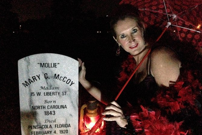 Step into another world in Pensacola with this this 90-minute tour of the city's Red Light District. Explore downtown while listening to intriguing stories about about a time when prostitution was legal. Visit a former brothel, drink a boozy beverage and learn about why this port town was a popular stop amongst sailors.