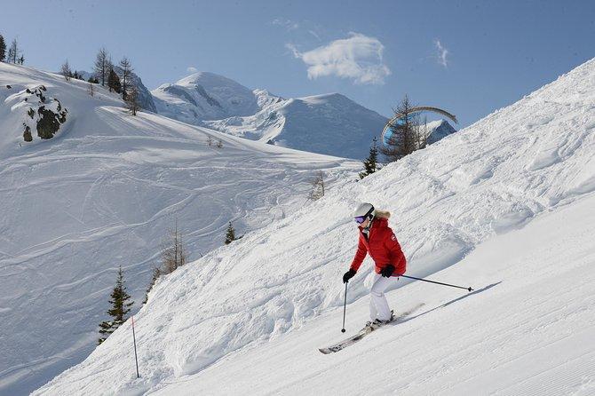 Chamonix Ski Day from Geneva with Optional Aiguille du Midi Cable Car Ride, Ginebra, Suíça