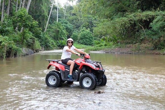 This tour provides a safe, fun and exciting adventure activity for individuals or groups looking to explore the exciting world of quad bike adventuring. Wind your way through awesome scenic native bush, rice terrace, jungles, and plantations and leave with memories you'll never forget.