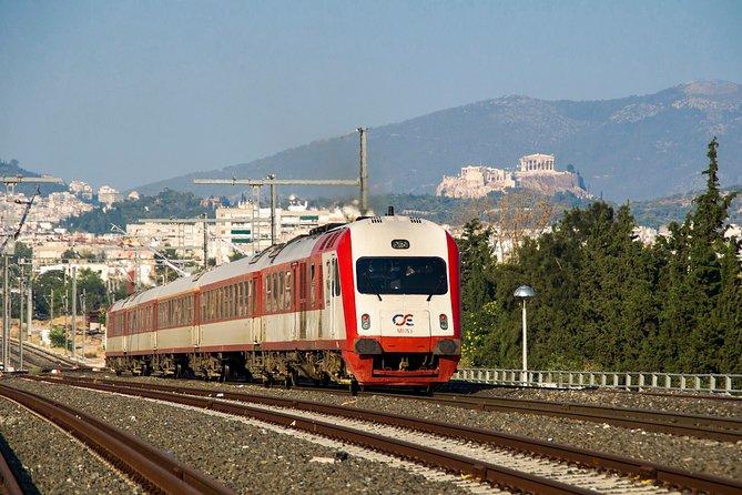 3 Days Rail Tour from Athens to Meteora and Delphi, Atenas, GRECIA