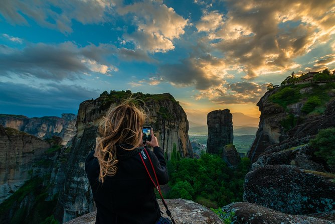 Meteora Monasteries Full Day Private Tour, Meteora, GRECIA