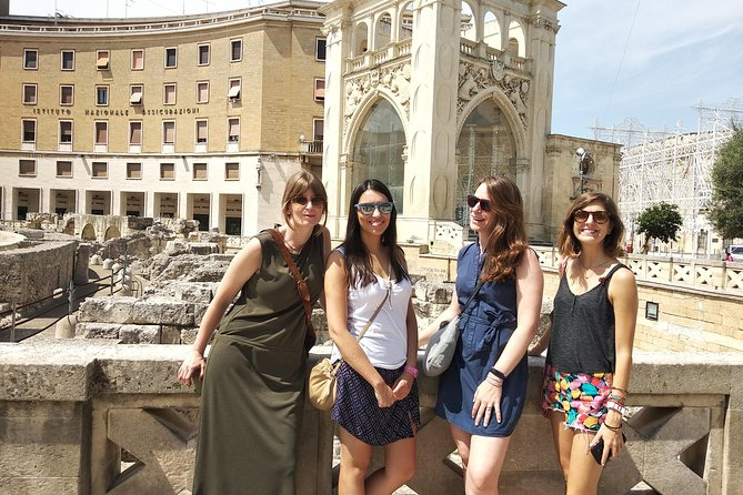 Street Food Tour of Lecce & City Sightseeing with Local Guide, Lecce, ITALY