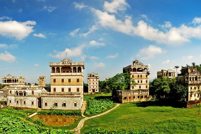 Kaiping is well-known for the Diaolou and old villages in Guangdong Province. This private day tour from Guangzhou takes you to explore Diaolou Towers and Villages that have western architectural style built by overseas Chinese 100 years ago in Kaiping, and was also inscribed on the list of World Heritage by UNESCO in 2007. The attractions include Zili Village, Liyuan Garden, and Ma-Xianglong Village.