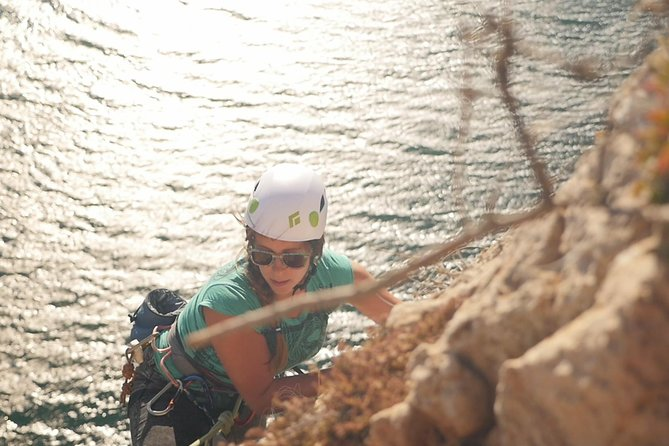 Private Half Day Rock Climbing Trip from Lagos, Lagos, PORTUGAL