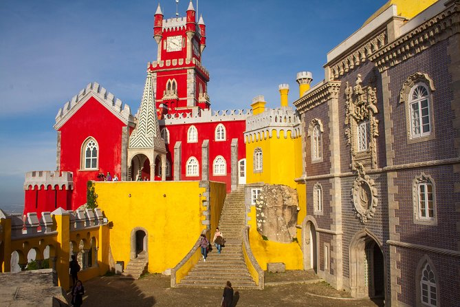 Enjoy a day trip to Sintra on this small-group tour (up to 8-travelers) from Lisbon. Beat the crowds and spend your day seeing all the major highlights, such as Pena Palace and Park, Quinta da Regaleira, Sintra town center and more. Drive along the coast with stops at Cabo da Rocaand Cascais.