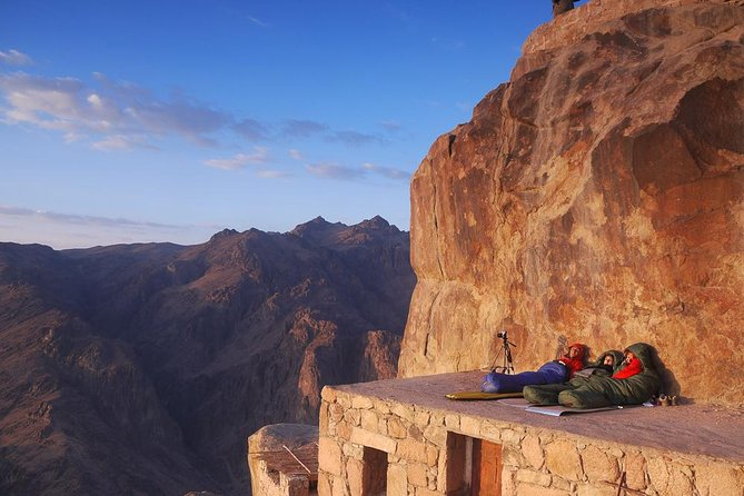 • Enjoy Tours To climbing the mountain of Sinai and the sunrise view from one of the highest points inEgypt.<br> • Visit the Burning bush in St. Catherine Monastery.<br> • Walk in the holiest place in Sinai where Moses walked with Israelis.