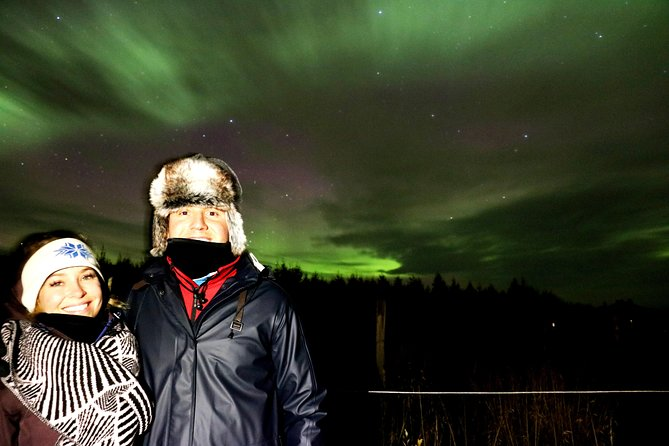 4x4 JEEP TOURS: Northern lights hunting in the north, Join our jeep and escape the light pollution of the city and go with us outside Akureyri to see the amazing Northern lights. The Northern Lights viewing for this winter looking to be very active and there are few better places to see them than in the North around Akureyri.