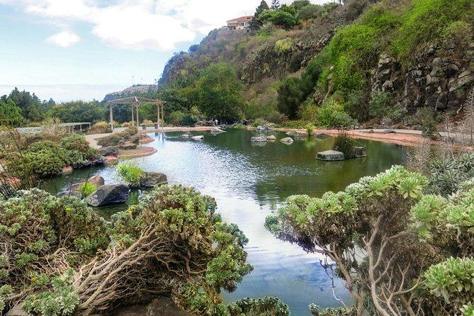 Las Palmas de GC, Crater and Jardín Canario, Gran Canaria, ESPAÑA