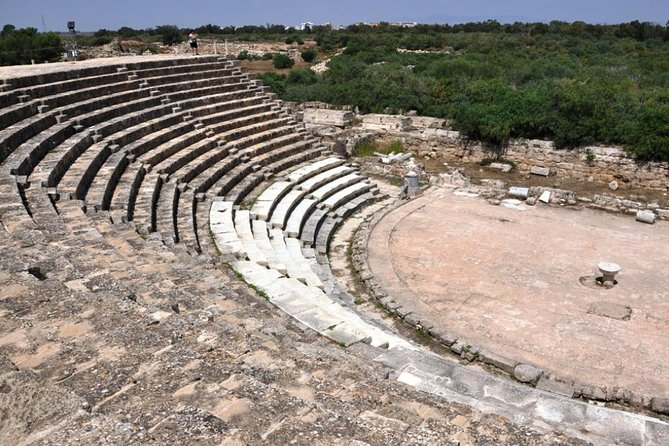 Famagusta and Salamis Excursion from Larnaca, Larnaca, CHIPRE