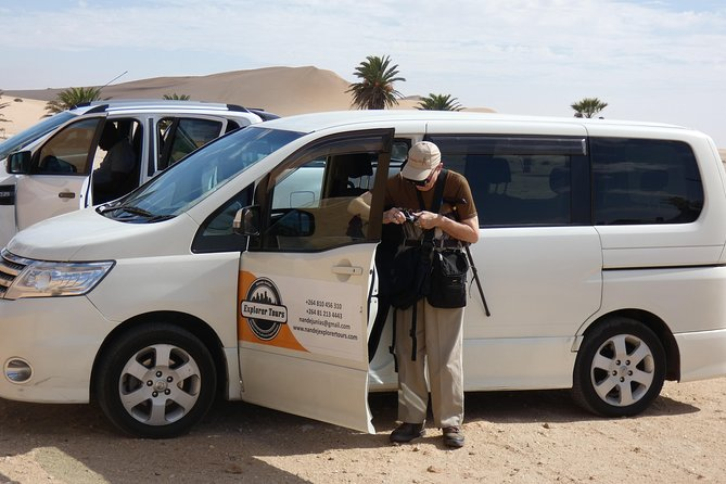 Private Guided Swakopmund Tour with Local Guide, Swakopmund, NAMIBIA