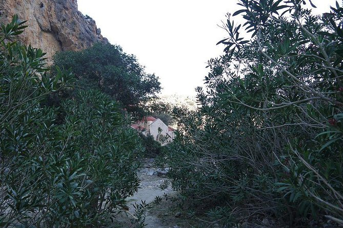 South Crete - The gorge of the Eremits, Sunset in Matala, ,