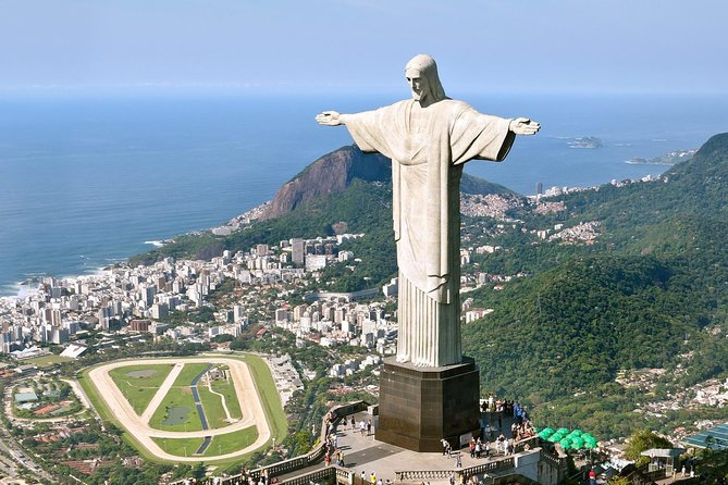 MAIS FOTOS, The Best of Rio - Christ Redeemer - Sugarloaf - Maracanã - Downtown