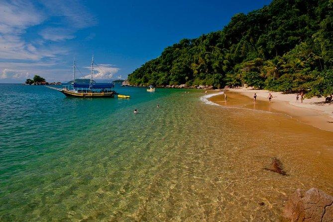 MAIS FOTOS, Excursão com escuna até as ilhas de Paraty