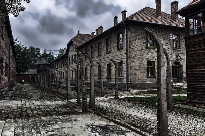 Take a deep breath and go on a half day trip to the real historical place from the World War II -Nazi Germany's Concentration Camp Auschwitz Birkenau. Learn about the murderous Nazi campaigns against Europe,s Jewish populations. <br><br>The English guide tells the story about conditions and live of prisoners and show the remains of barracks, watchtower, railway ramps, gas chambers and crematorium. After completing the sightseeing, return back to Cracow and finish the tour at the reception of your hotel. <br><br> • 7 hours trip to Auschwitz with service door2door <br> • Visit the UNESCO listed memorial site of the former Nazi concentration camps <br> • Learn about the Nazi Holocaust <br> • See authentically evidence of crimes <br> • Hear stories about everyday lives of prisoners