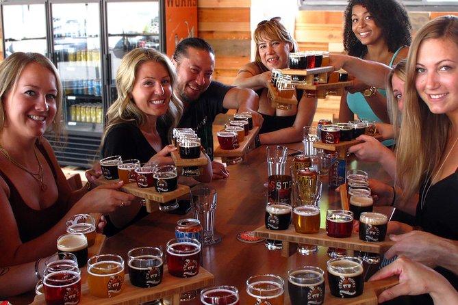 The North Orange County Craft Brewery Tour, Dana Point, CA, ESTADOS UNIDOS