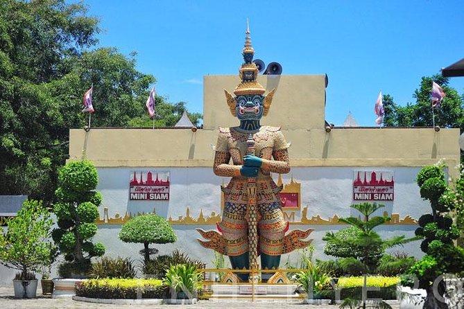 Skip the Line: Mini Siam and Mini Europe Admission Ticket, Pattaya, Thailand