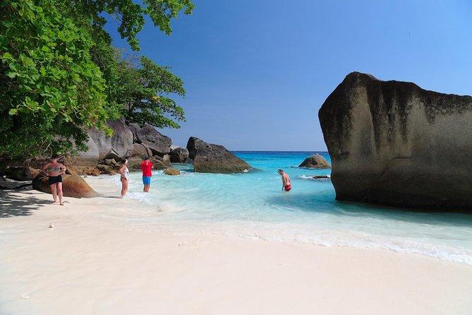 MÁS FOTOS, Early Bird Similan Islands Snorkel Tour by Siam Adventure World from Khao Lak