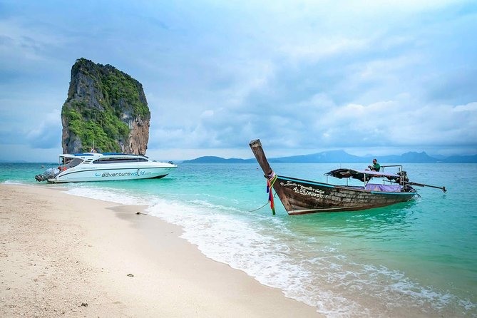 MÁS FOTOS, Early Bird Tour to 4 Islands & Railay Beach by Siam Adventure World from Khao Lak