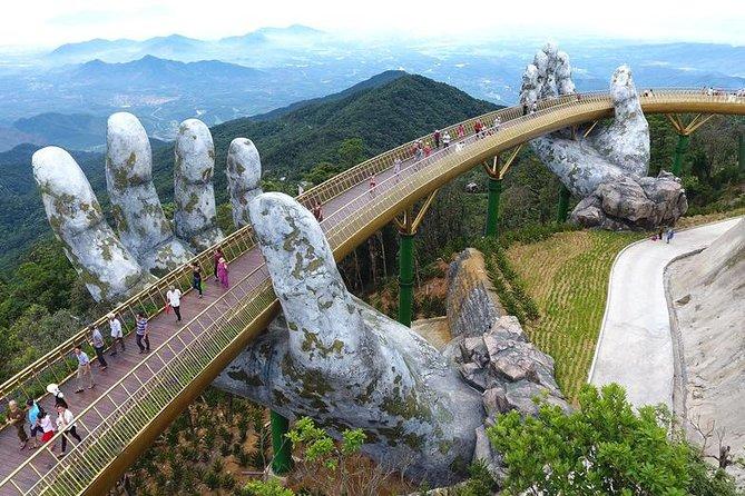 MÁS FOTOS, Golden Bridge & Ba Na Hills 1 Day Trip