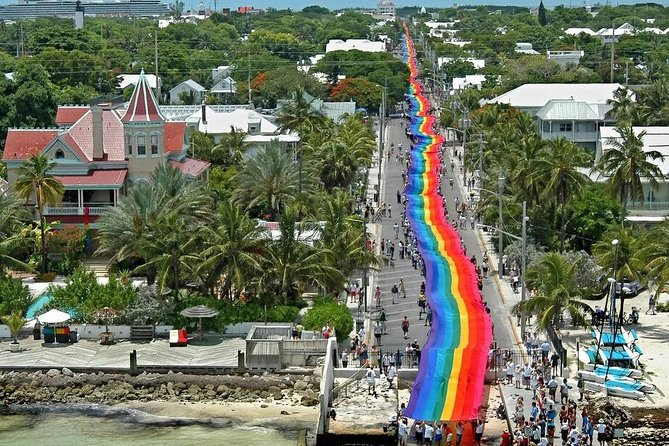 Viagem diurna para Key West saindo de Miami com aluguel de bicicleta em South Beach, Miami, FL, ESTADOS UNIDOS