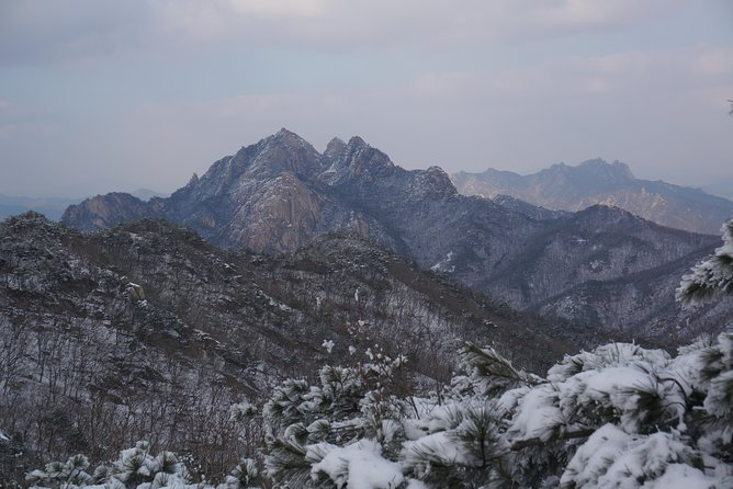 Hiking to Bukhansan Peak(Baegundae: 836.5m) with Mountain Expert, Seul, COREA DEL SUR