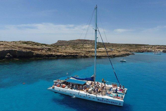 Mediterraneo Catamaran Day Cruise from Protaras, Protaras, CHIPRE