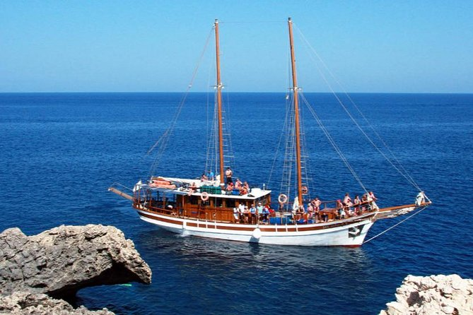 San Antonio afternoon sunset Cruise (premium adults only) - from Protaras, Protaras, CHIPRE