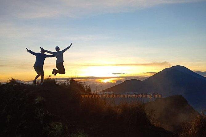 Mount Batur Sunrise Trekking (Private Tour and Buffet Breakfast at Restaurant), ,