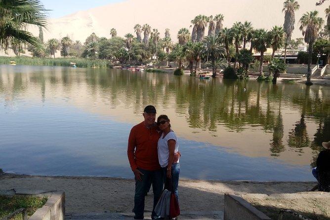 PARACAS - ICA - HUACACHINA - O oásis único da Ámerica, Lima, PERU