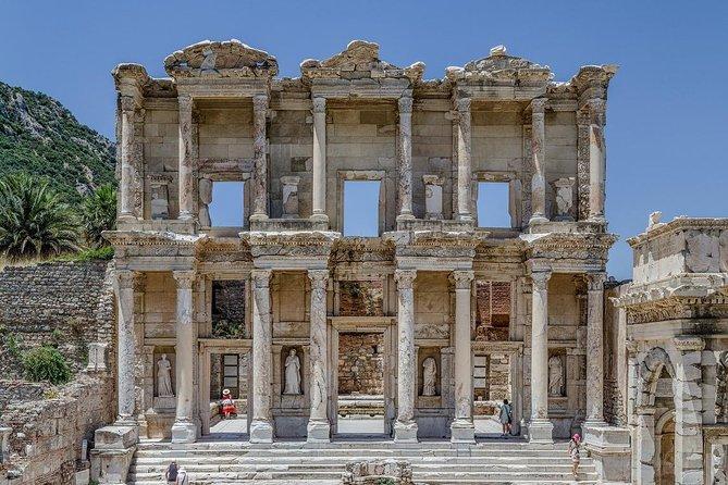 Excursão com o melhor de Éfeso saindo de Kusadasi: Templo de Artemis, Basílica de São João, Mesquita de Isa Bey, Kusadasi, TURQUIA