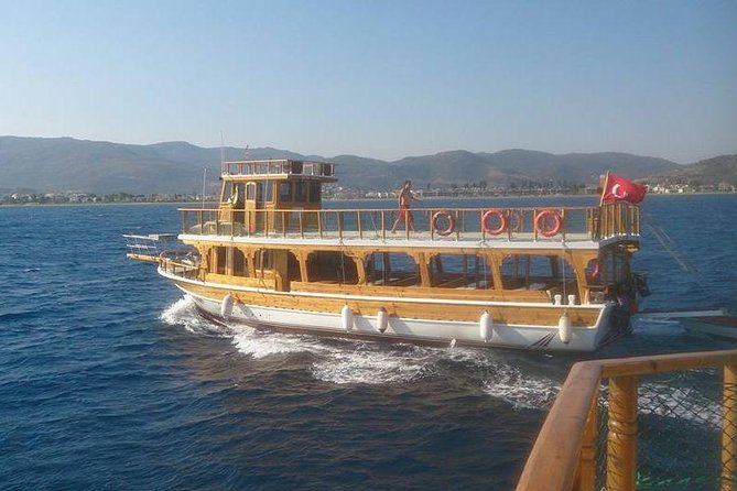 Boat Trip From Izmir, Izmir, TURQUIA