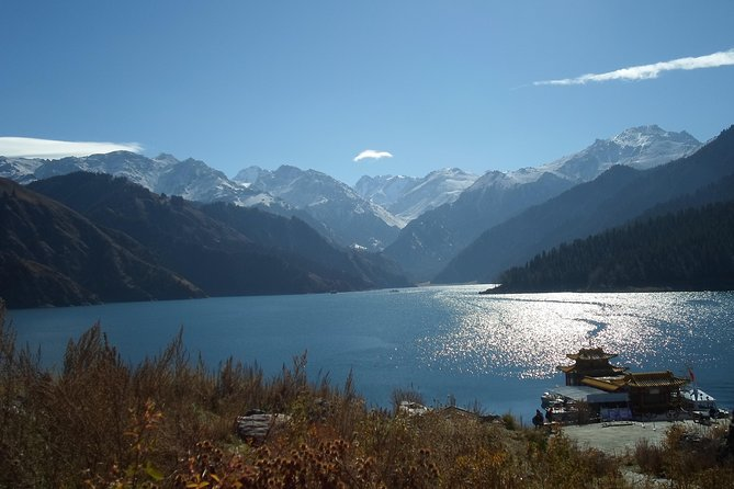 Tianchi, Heavenly Lake in English, is a must-see UNESCO site near Urumqi. Red Hill is the symbol of the city Urumqi. This private day tour will let you visit Tianchi and Red Hill in a day.