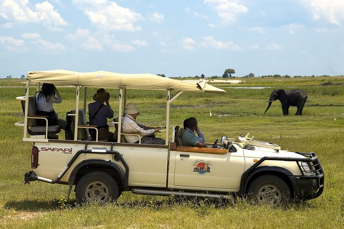 Chobe Day Trip from Victoria Falls (Zimbabwe), Cataratas Victoria, ZIMBABUE