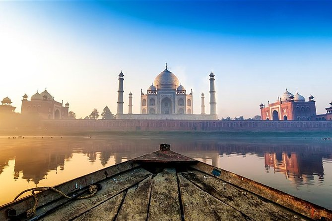 Agra Tour by Train, Nueva Delhi, India