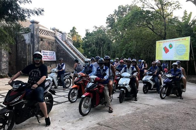 Hue Highlights by Motorbike, Hue, VIETNAME