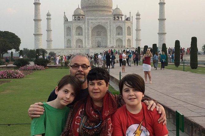 Private Same Day Taj Mahal Tour By Super Fast Train From Delhi, Nueva Delhi, INDIA