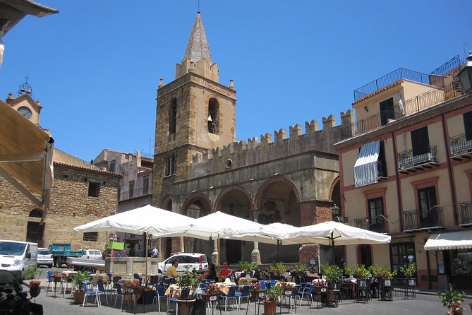 Sicilian Villages & Ricotta Tasting - including Lunch from Cefalu, Cefalu, ITALY