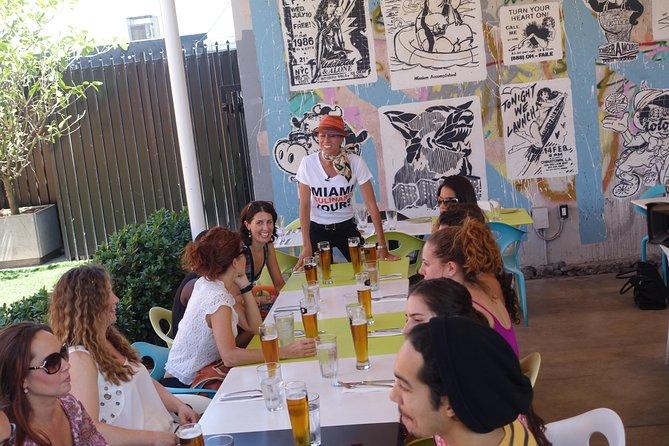 Excursão gastronômica e cultural a pé pelo bairro Wynwood em Miami, Miami, FL, ESTADOS UNIDOS
