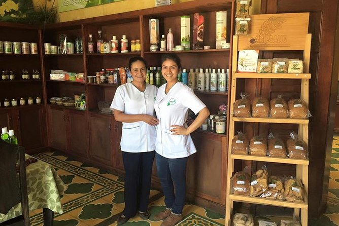 Wellness Day: sauna massage meal chiropractic colonic and Mayan herbs, Puerto Quetzal, GUATEMALA