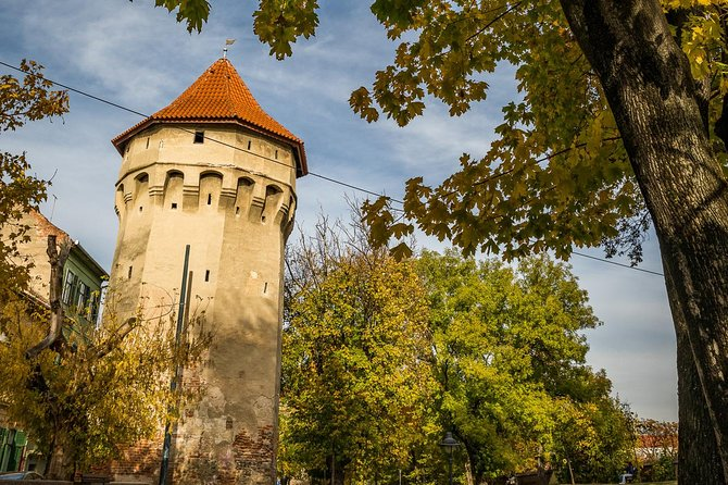 Sibiu Private Tour: Medieval Exploration Game in the Old Town (Bridge of Lies), ,