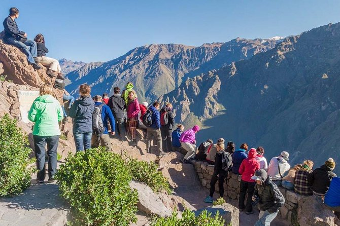 The Colca Full Day is an experience to contemplate the majestic formation of the Colca Valley, its natural attributes, from its viewpoints, hot springs, fauna, small towns and colonial churches. It must be taken into account that, the Colca Valley hosts the second deepest canyon in the world.