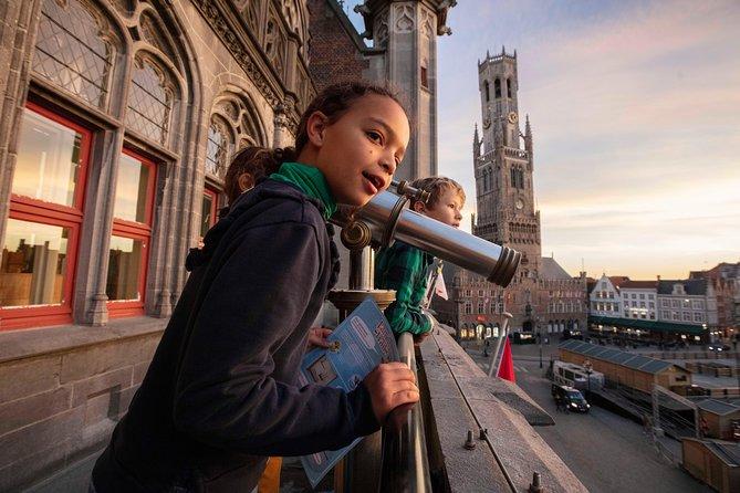 Skip the Line: Historium Bruges Thirsty Time Traveller Ticket, Brujas, BELGICA