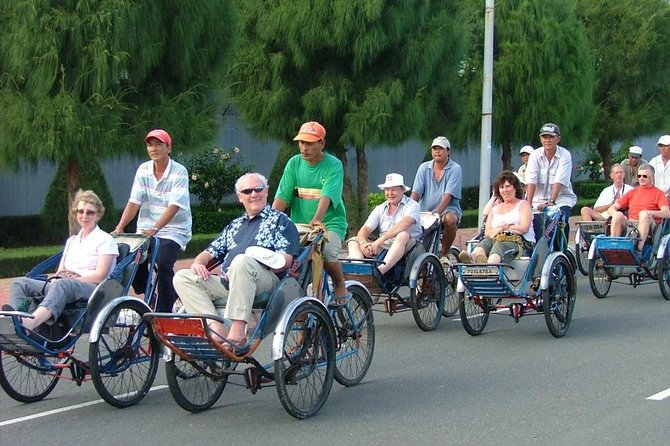 Ho Chi Minh CYCLO City Tour, Vung Tau, VIETNAME