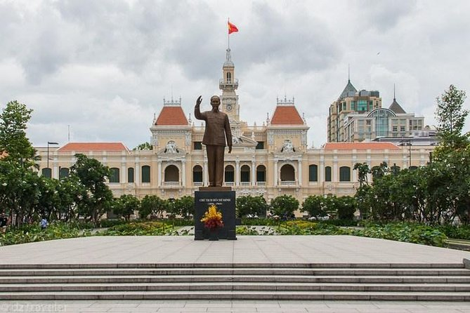 Enjoy a private full-day tour in bustling Ho Chi Minh City, where your guide will take you to some of the best highlights that this shore excursion has to offer. Lunch and attraction entrance fees are included in this tour.