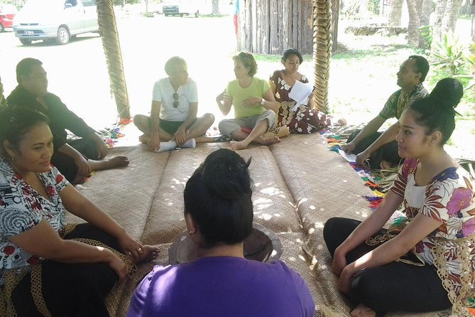 Become acquainted with the fascinating Tongan culture and traditions on this half day tour. Visit the Anahulu Cave Ancient Tonga Cultural Centre where a variety of interesting exhibits provide an insight into the local culture. You will be welcomed with a Kava Ceremony and you will also discover the intricacies of tapa cloth making and mat weaving. You will also learn how to coconut is used in everyday Tongan life with a demonstration of coconut climbing and husking.