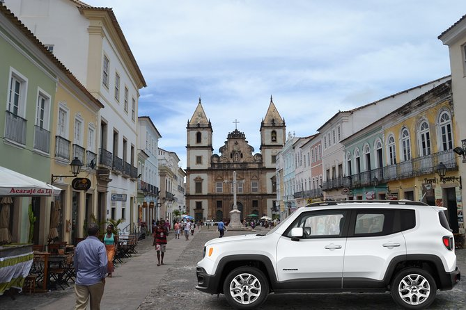 Salvador da Bahia SUV City Tour (no walking), Salvador de Bahia, BRASIL